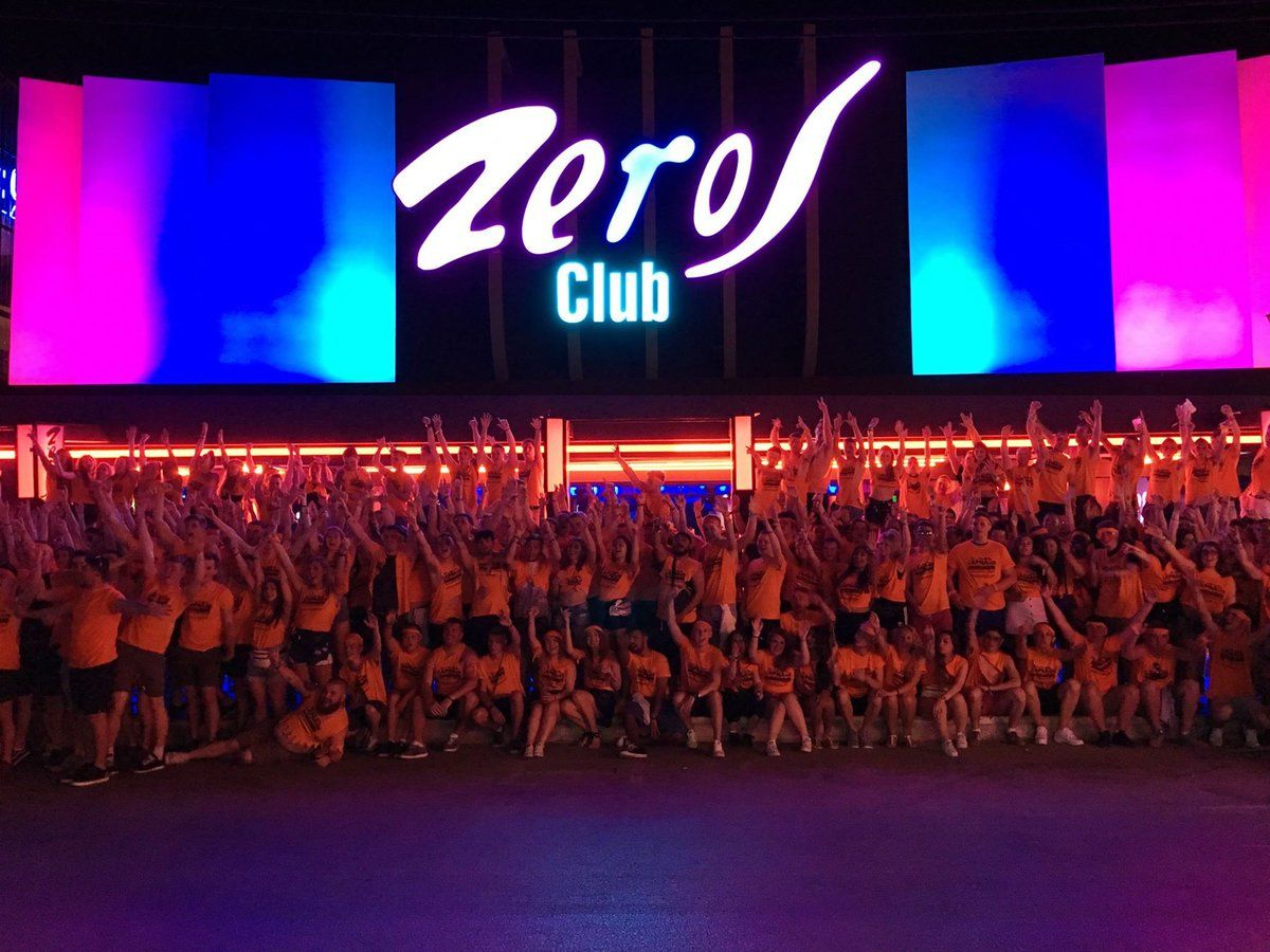 Zante Clubbing
