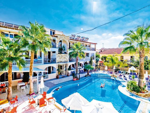 Zante Plaza Hotel And Apartments All Inclusive