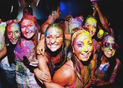 paint party zante