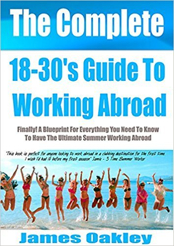 working abroad book